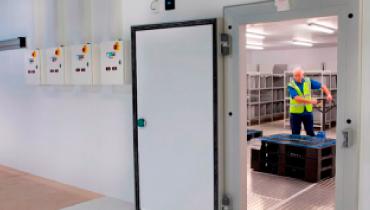 Ozonizador para cámara frigorífica