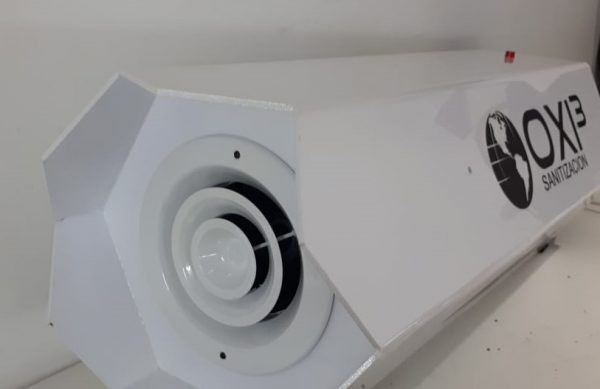 ozonizador turbina bio fan