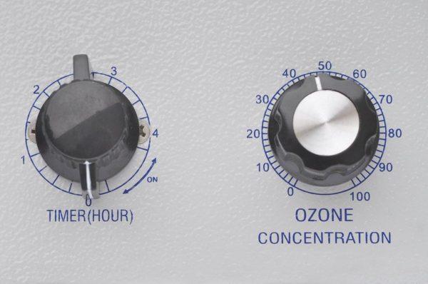 frente de ozonificador