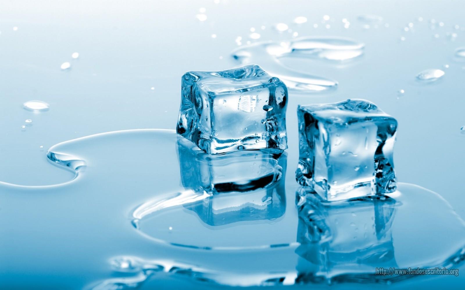 Ozono en la fabricación de hielo